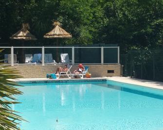 Camping des Sources - Saint-Jean-du-Gard - Pool