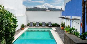 Hotel La Abadia Tradicional - Guanajuato - Pool