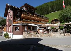 Hotel Ducan - Davos - Edificio