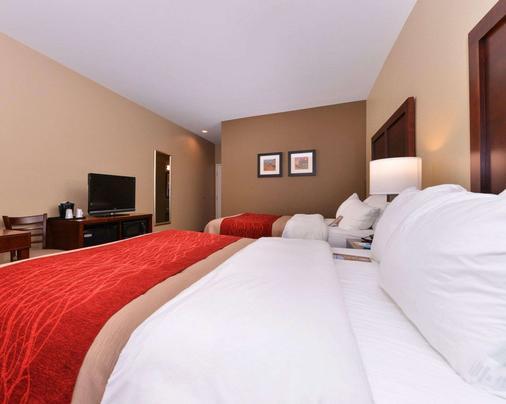 Comfort Inn - Fountain Hills - Bedroom