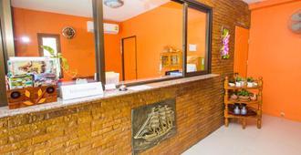Naiyang Discovery Beach Resort - Thị trấn Phuket - Lễ tân