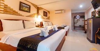 Naiyang Discovery Beach Resort - Phuket City - Bedroom