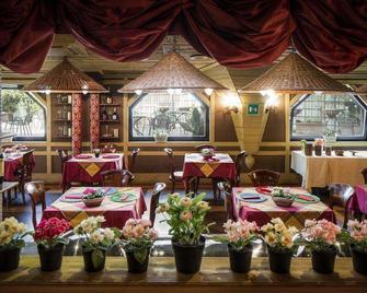 كولوني هوتل - روما - مطعم
