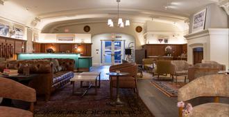 Harbor Court Hotel - סן פרנסיסקו - טרקלין