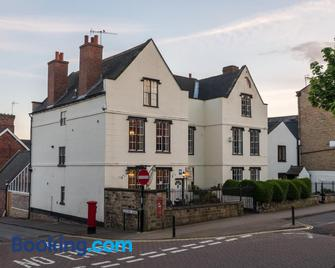 Old Rectory Guesthouse in Staveley - Chesterfield - Edificio