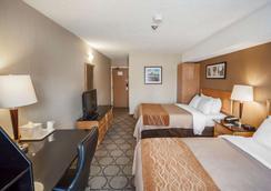 Comfort Inn Airport - Winnipeg - Phòng ngủ