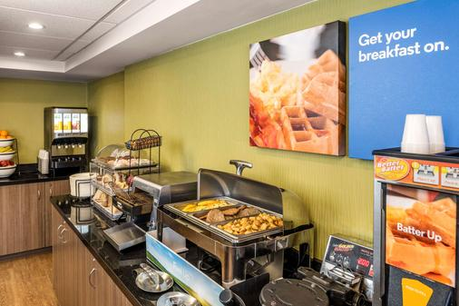 Comfort Inn Airport - Winnipeg - Buffet