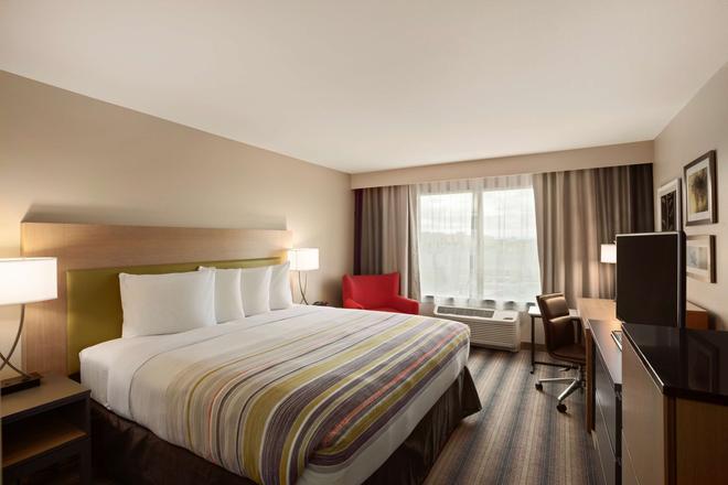 Country Inn & Suites by Radisson, Shreveport - Shreveport - Bedroom