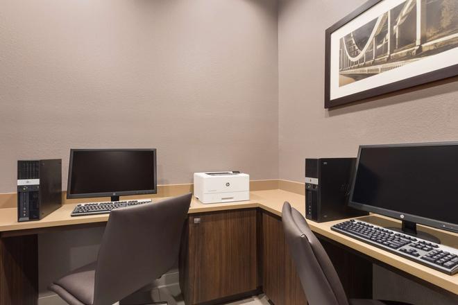 Country Inn & Suites by Radisson, Shreveport - Shreveport - Business centre