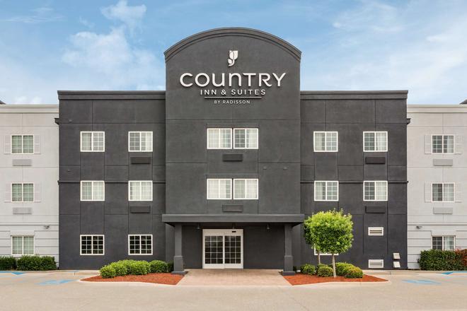 Country Inn & Suites by Radisson, Shreveport - Shreveport - Building