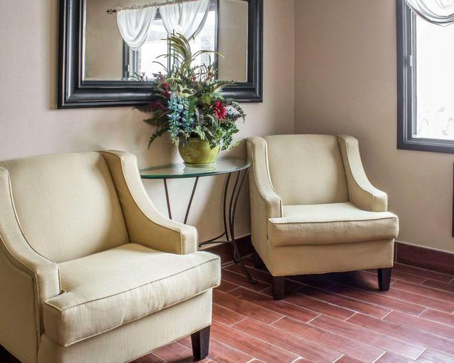 Econo Lodge - Ames - Living room