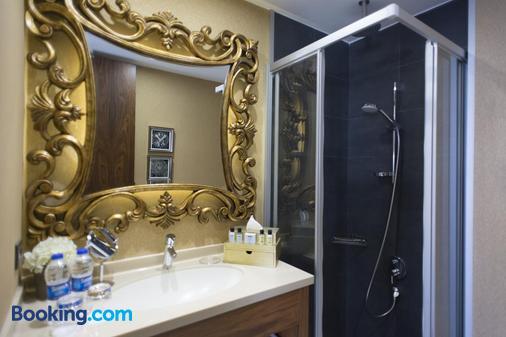 Taksim Prelude Hotel - Istanbul - Phòng tắm