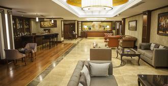 Bilek Istanbul Hotel - איסטנבול - טרקלין
