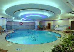 Bilek Istanbul Hotel - Istanbul - Bể bơi