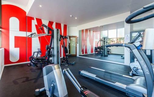 Central Hillcrest Apartments - Brisbane - Gym