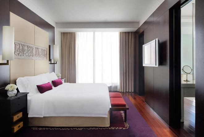 The H Hotel, Dubai - Dubai - Bedroom