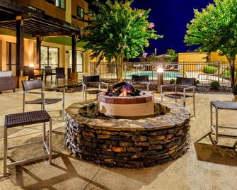 Courtyard by Marriott Troy - Troy - Patio