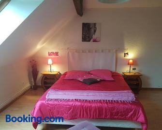 La Bonardière - Доль-Таво - Bedroom