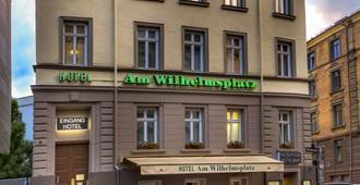 Hotel am Wilhelmsplatz - Στουτγκάρδη - Κτίριο