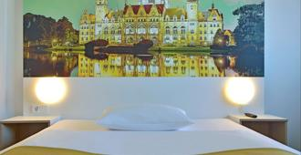 B&B Hotel Hannover-Nord - Hannover - Schlafzimmer