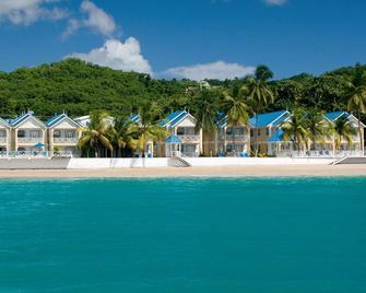 Villa Beach Cottages - Castries - Beach