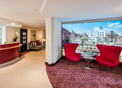Best Western Plus Residenzhotel Lüneburg - Luneburg - Lobby
