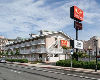 Econo Lodge Oceanfront - Ocean City - Gebouw