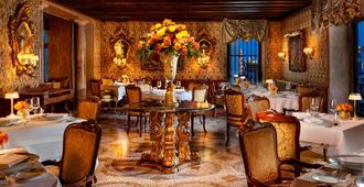 The Gritti Palace, a Luxury Collection Hotel, Venice - ונציה - מסעדה