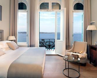Poseidonion Grand Hotel - Spétses - Schlafzimmer