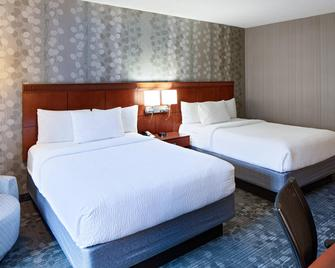 Courtyard by Marriott Cincinnati Blue Ash - Blue Ash - Bedroom
