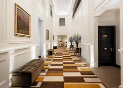 Alvear Palace Hotel-Leading Hotels Of The World - Buenos Aires - Korytarz