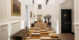 Alvear Palace Hotel-Leading Hotels Of The World - Buenos Aires - Couloir
