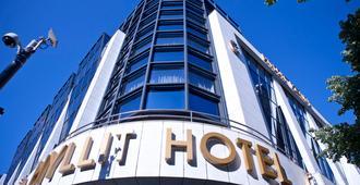 Hyllit Hotel - Amberes - Edificio