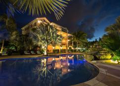 德爾馬別墅酒店 - 普羅維登西亞萊斯 - 普羅維登西亞萊斯島 - 游泳池