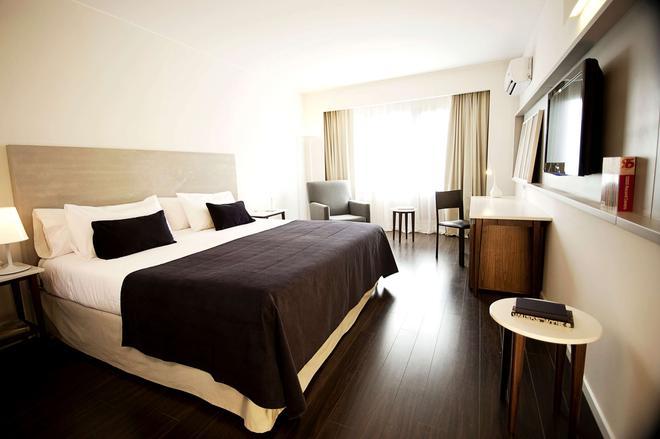 雷科萊塔微笑套房酒店 - 布宜諾斯艾利斯 - 布宜諾斯艾利斯 - 臥室