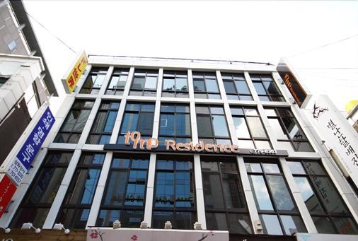 Goodstay Tomo Residence - Seoul - Toà nhà