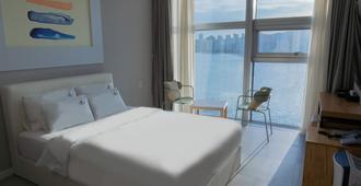 Oceanstay Hotel Suyeong-Gu - Busan - Bedroom