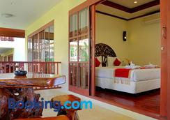 Havana Beach Resort - Ko Pha Ngan - Bedroom