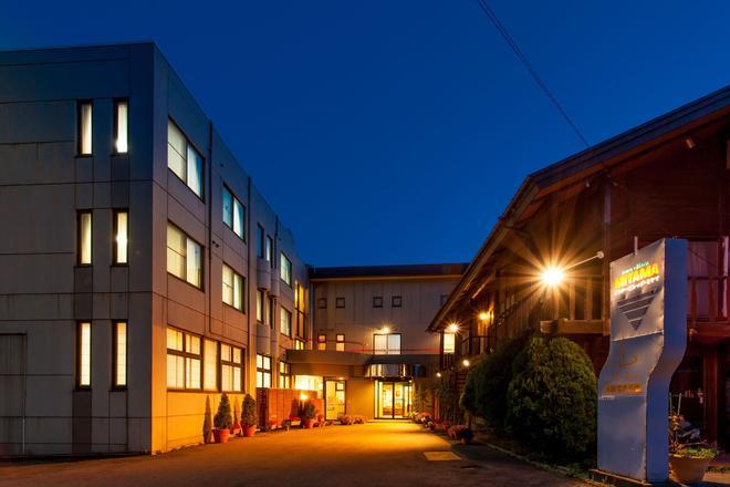 內村深山酒店 - 白馬 - 建築