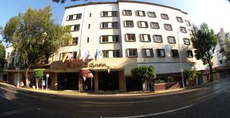 Hotel Roma Guadalajara - Guadalajara - Building