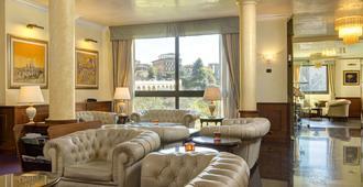 Hotel Athena - סיינה - טרקלין