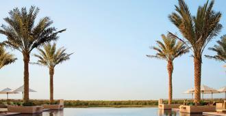 Anantara Eastern Mangroves Abu Dhabi Hotel - אבו דאבי - בריכה
