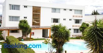 Hotel Ajavi - Ibarra - Building