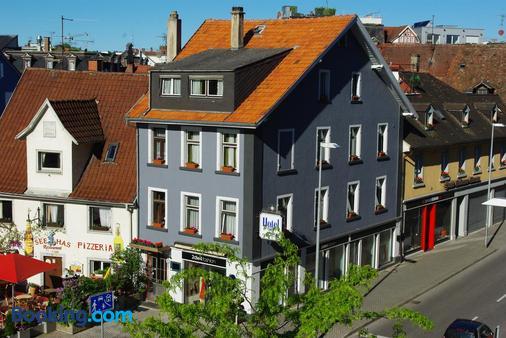 Hotel Pension Graf - Konstanz - Building