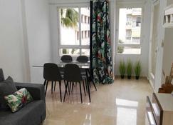 Azul Rentals Albir Flat - L'Albir - Sala de estar
