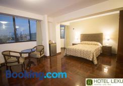 Hotel Lexus - Lima - Bedroom