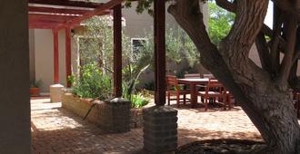 Sandfields Guesthouse - Swakopmund - Innenhof