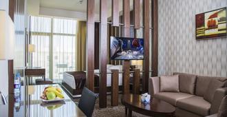Sulaf Luxury Hotel - Amman - Bedroom