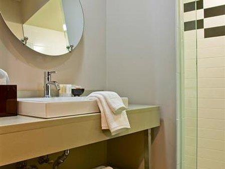 聖博托爾夫酒店 - 波士頓 - 波士頓 - 浴室
