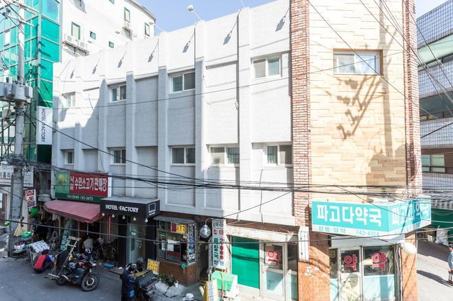 工廠飯店 - 首爾 - 建築